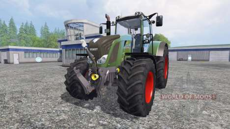 Fendt 828 Vario [new] для Farming Simulator 2015