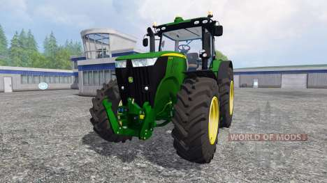 John Deere 7310R v3.0 Special для Farming Simulator 2015