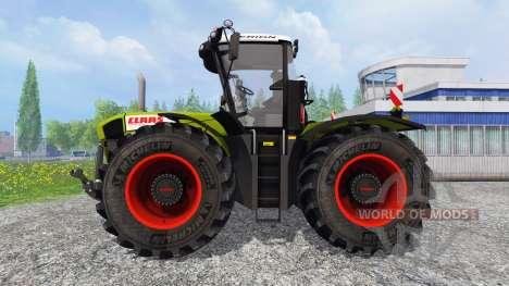 CLAAS Xerion 3300 TracVC v3.5 для Farming Simulator 2015