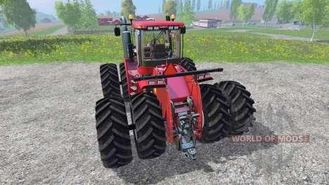 Case IH Steiger 470 v2.0 для Farming Simulator 2015