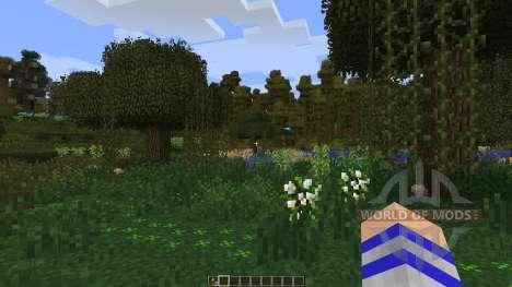 Life in the Woods: Renaissance для Minecraft