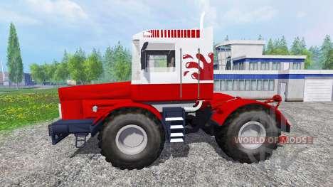 К-701 Кировец [Renault Magnum] для Farming Simulator 2015