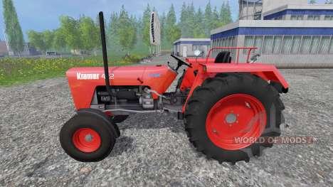 Kramer KL 600 v1.2 для Farming Simulator 2015