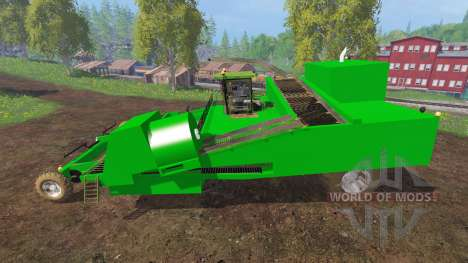 Lenco Airhead для Farming Simulator 2015