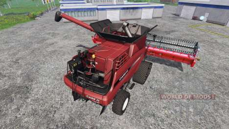 Case IH Axial Flow 7130 [ATI Wheels] для Farming Simulator 2015