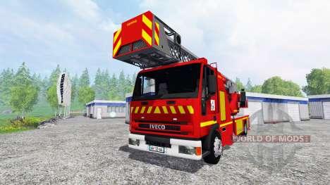Iveco EuroCargo Camiva для Farming Simulator 2015