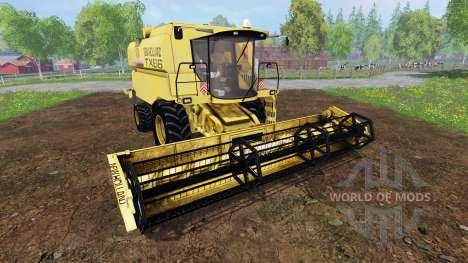 New Holland TX66 для Farming Simulator 2015