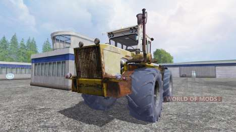 RABA Steiger 245 для Farming Simulator 2015