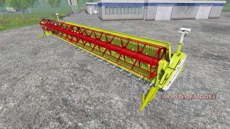 CLAAS Vario 1200 для Farming Simulator 2015