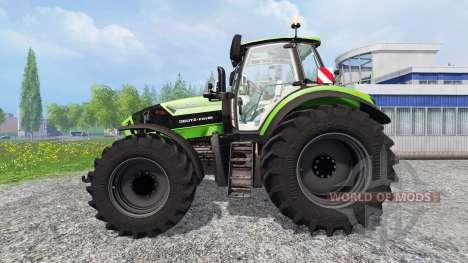 Deutz-Fahr Agrotron 7250 TTV v4.1 для Farming Simulator 2015