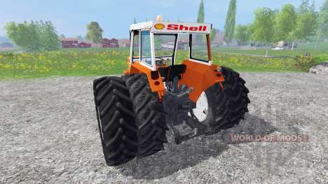 Fiat 1000 super v1.2 для Farming Simulator 2015