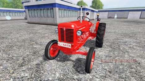 Barreiros R545 для Farming Simulator 2015