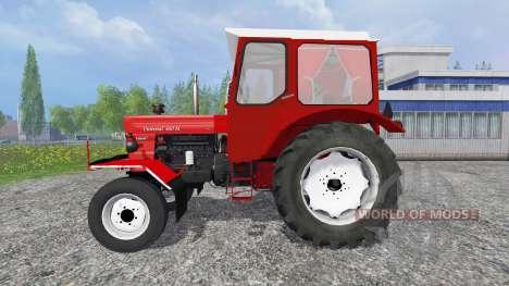 UTB Universal 650M 2002 для Farming Simulator 2015