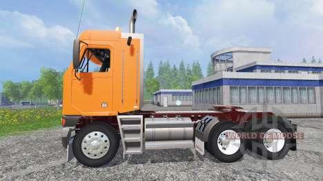 Freightliner Argosy [DayCab] для Farming Simulator 2015