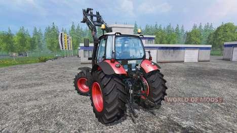 Same Fortis 190 FL v1.2 для Farming Simulator 2015