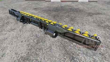 Capello Quasar HS 16R для Farming Simulator 2015