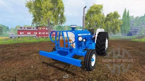 Ford 4600 для Farming Simulator 2015