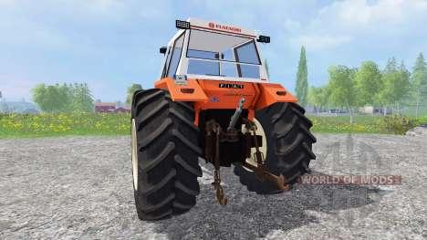Fiat 1300 DT super v1.1 для Farming Simulator 2015
