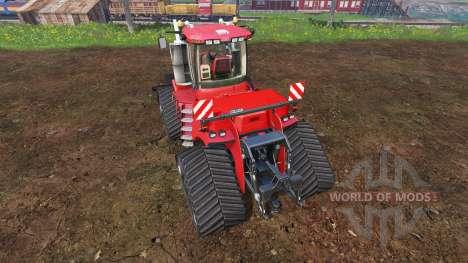 Case IH Quadtrac 1000 Turbo v1.2 для Farming Simulator 2015