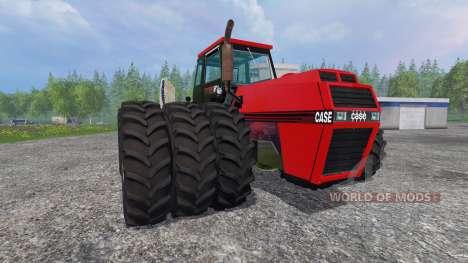 Case IH 4894 [red] для Farming Simulator 2015