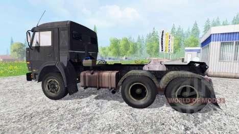 КамАЗ-54115 v3.0 для Farming Simulator 2015