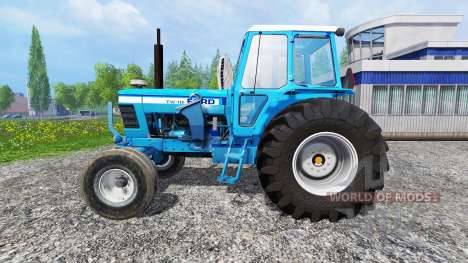 Ford TW 10 v1.2 для Farming Simulator 2015