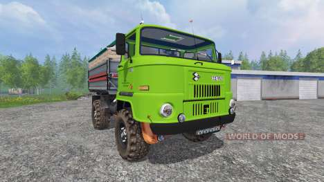IFA L60 [pack] для Farming Simulator 2015