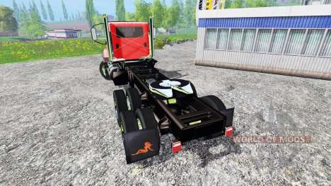 Caterpillar CT660 для Farming Simulator 2015