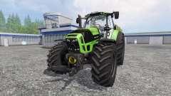 Deutz-Fahr Agrotron 7250 TTV v4.1
