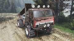 КамАЗ Mongo [25.12.15] для Spin Tires