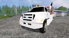 Ford F-650 [stakebed]