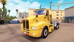 Kenworth T600 Day Cab для American Truck Simulator