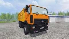 МАЗ-6501 [прицеп]