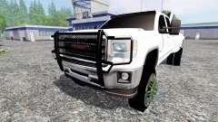 GMC Sierra 3500 2014