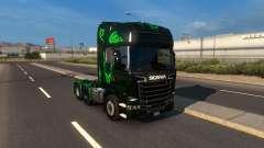 Scania Streamline для American Truck Simulator