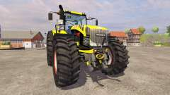 Fendt 939 Vario [yellow bull] v2.0 для Farming Simulator 2013
