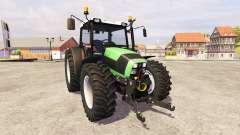 Deutz-Fahr Agrofarm 430 TTV для Farming Simulator 2013