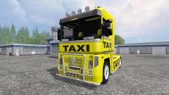 Renault Magnum [taxi]
