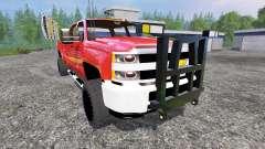 Chevrolet Silverado 3500 [plow truck]