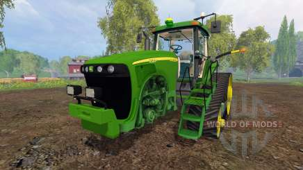 John Deere 8520T для Farming Simulator 2015