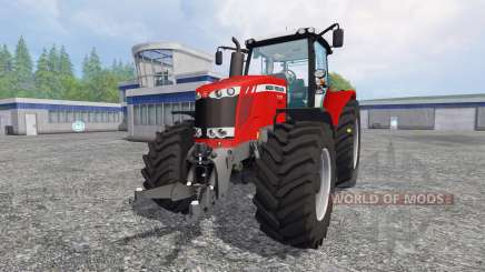 Massey Ferguson 7722 для Farming Simulator 2015