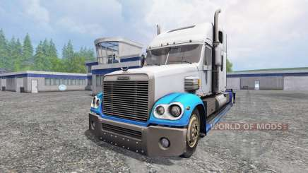 Freightliner Coronado v2.5 для Farming Simulator 2015