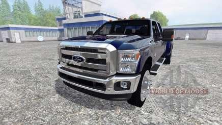 Ford F-350 Super Duty v2.0 для Farming Simulator 2015