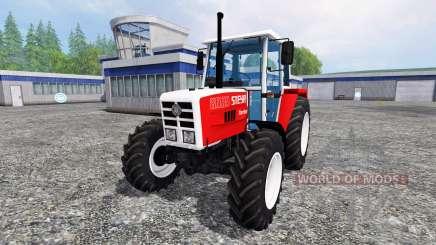 Steyr 8090A Turbo SK2 v1.0 для Farming Simulator 2015