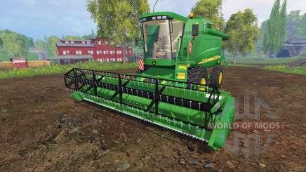John Deere 9640 WTS для Farming Simulator 2015