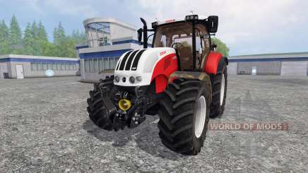 Steyr CVT 6230 v3.0 для Farming Simulator 2015