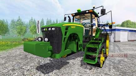 John Deere 8430T [USA] v2.0 для Farming Simulator 2015