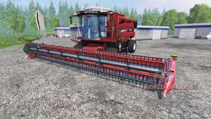 Case IH Axial Flow 7130 [ATI Wheels] для Farming Simulator 2015