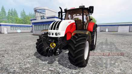 Steyr CVT 6230 v3.1 для Farming Simulator 2015
