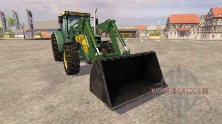 Buhrer 6135A FL для Farming Simulator 2013